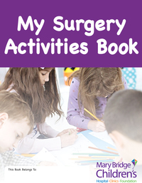 Surgery Activities Book cover